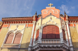 Palatul Episcopiei Ortodoxe