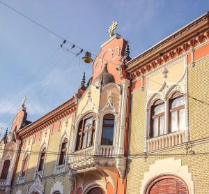 Palatul Episcopiei Ortodoxe detaliu