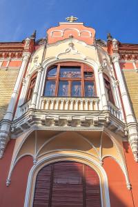 Palatul Episcopiei Ortodoxe, fosta casa a arhitectului Rimanoczy