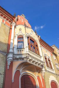 Palatul Rimanoczy Kalman Junior, azi Palatul Episcopiei Ortodoxe