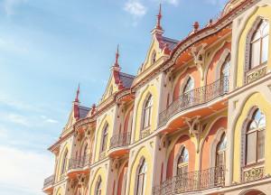 Palatul Sztaril detaliu