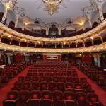 Teatrul de Stat Regina Maria, interior