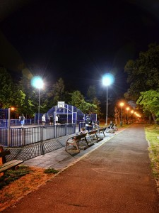 Parcul Bratianu. Foto by Marcel Socaciu