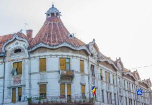 PALATUL FÜCHSL,Oradea