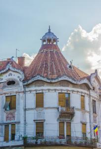 PALATUL FUCHSL Oradea