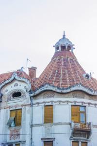 PALATUL FUCHSL Oradea detalii