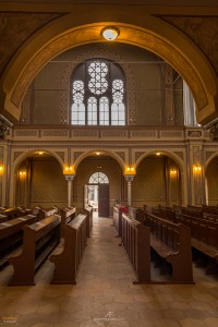 Sinagoga Zion interior02