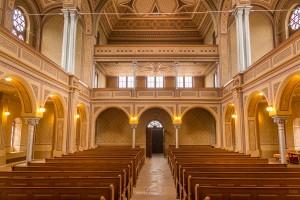 Sinagoga Zion interior05