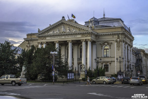 Teatrul Regina Maria By Andrei Damian
