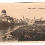 Pe Crisul Repede in anul 1915