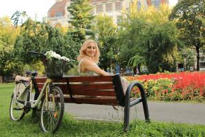 SkirtBike Oradea Anca Sas