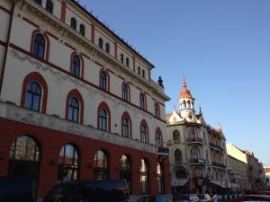Hotel Transilvania si Hotel Astoria - Ciocan Alexandra