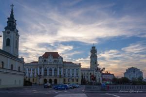 Primaria in amurg - Adrian Miresian