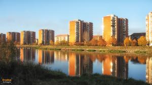 Toamna pe mal, zona Iosia - Marcela Sorina