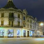 Palatul Fuchsl, seara