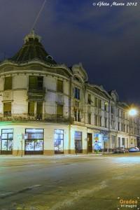 Palatul Fuchsl str.Independentei Oradea2012 -2