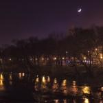 Seara de pe podul Dacia