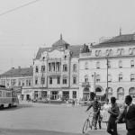 Piața Ferdinand în perioada comunistă