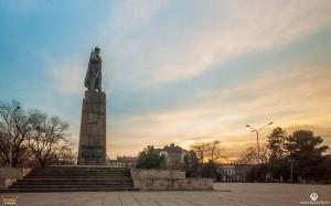 Statuia Soldatului Necunoscut din Parcul 1 Decembrie