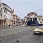 Piata Republicii, anul 1987, azi Piata Ferdinand