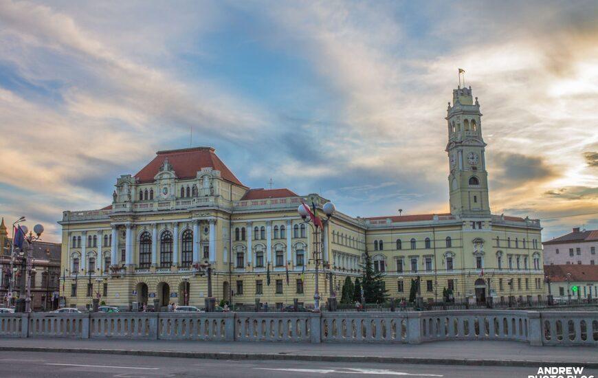 De vizitat: Primăria Oradea