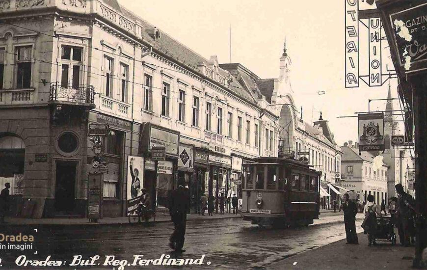 Bulevardul Regele Ferdinand, azi Strada Republicii