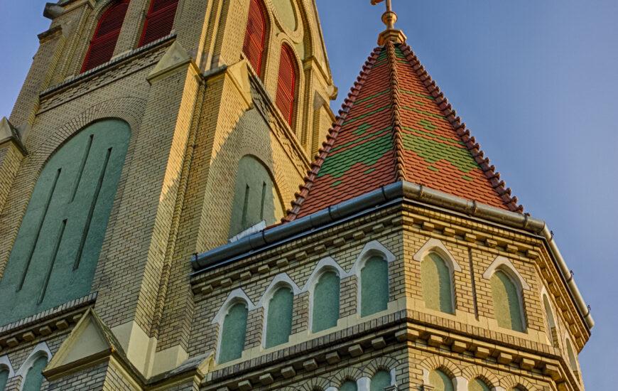 Biserica evanghelica din Oradea