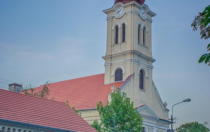 Biserica reformata Olosig