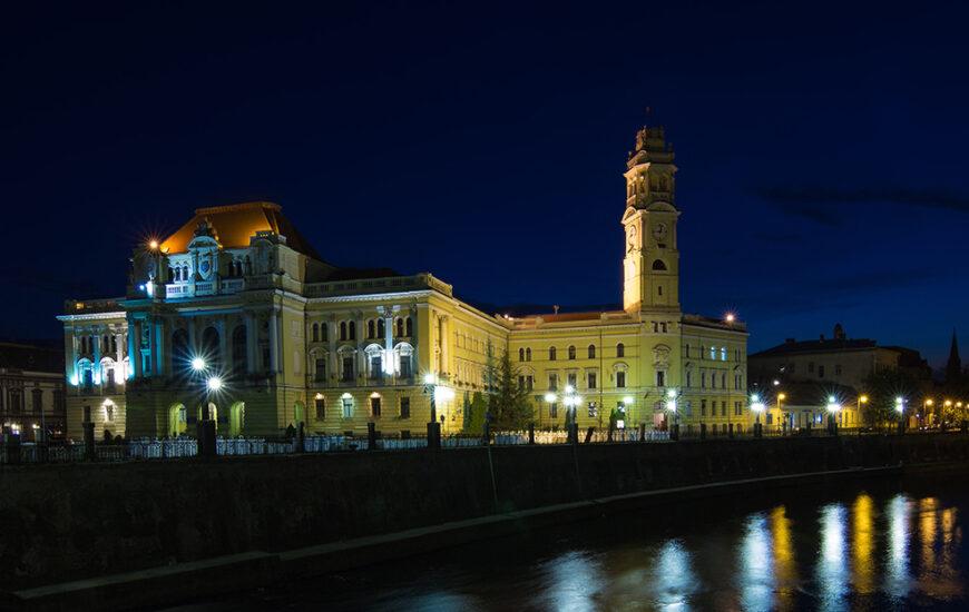 Clădirea Primăriei Oradea