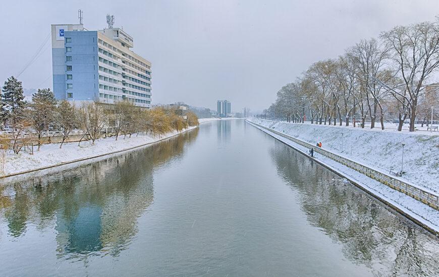 Crisul Repede, iarna