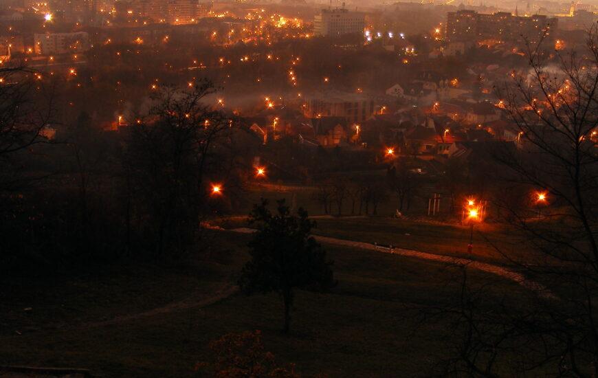 Noapte buna Oradea de la Ciuperca