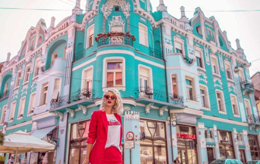 Instagrammeri din Oradea – Iulia Andrei
