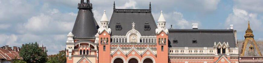 De vizitat: Palatul Episcopal Greco Catolic