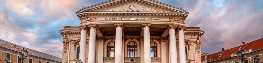 """De vizitat: Teatrul de stat """"Regina Maria"""""""