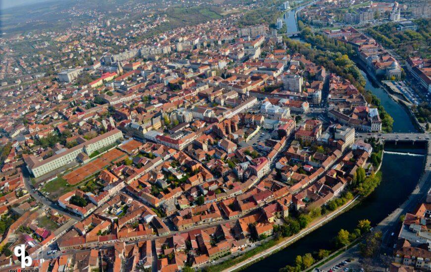 Crișul Repede, acest fotogenic element orădean. Martorul începuturilor și dezvoltării orașului Oradea