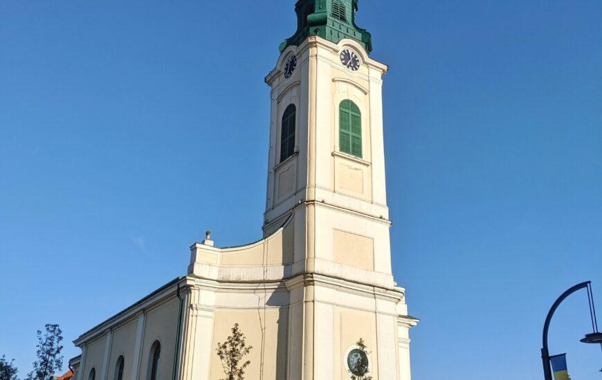 Biserica Romano-Catolică Sfântul Ladislau