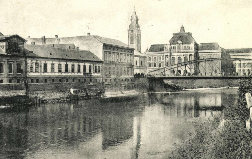 Malul Crișului, 1914