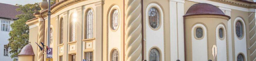 De vizitat: Sinagoga Ortodoxă Aachvas Rein