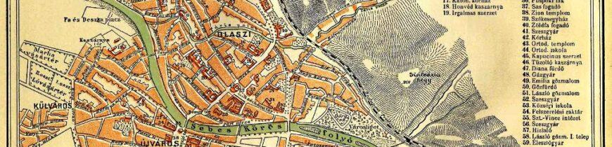 Oradea 1897