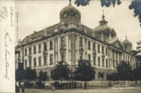 Oradea veche: Palatul Finanțelor Publice