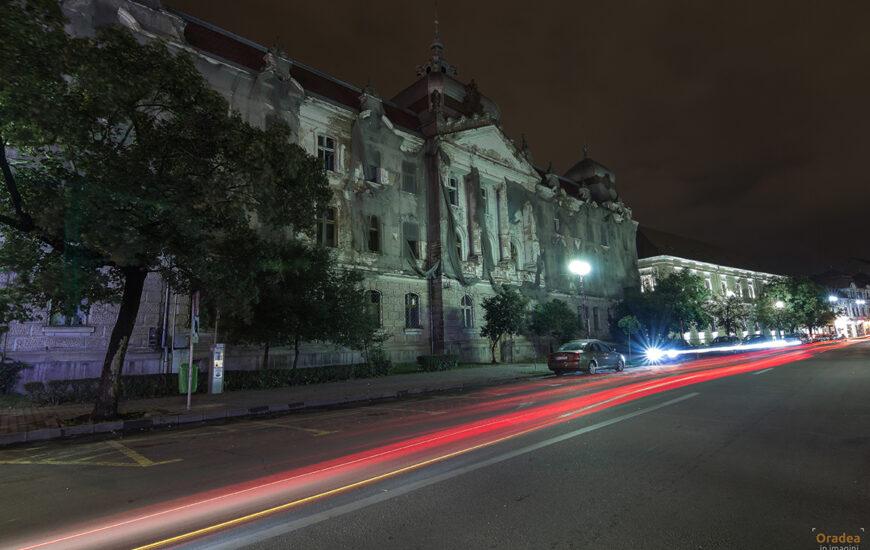 Palatul Finanţelor fosta Policlinică