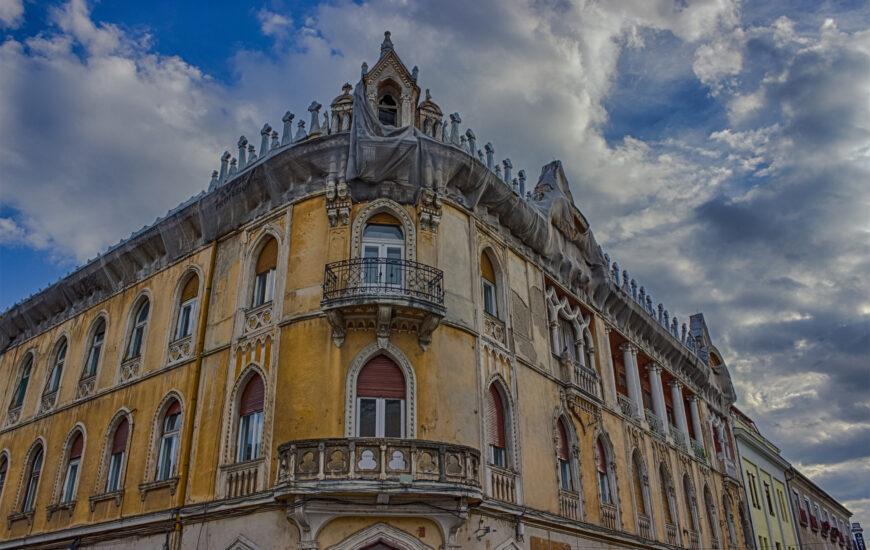 De vizitat: Palatul Rimanoczy Sr – Micul Cá D'Oro al Oradei