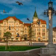 Palatul Vulturul Negru – simbolul orasului