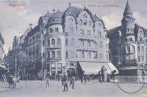Palatul Vulturul Negru in anul 1910