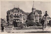 Palatul Vulturul Negru, anul 1943