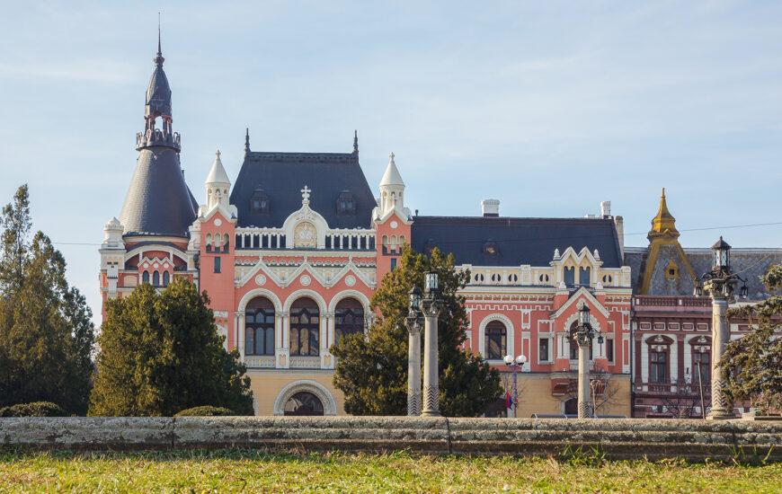 Palatul episcopal greco-catolic