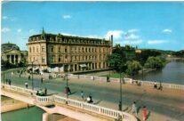 Podul din centrul orasului 1965
