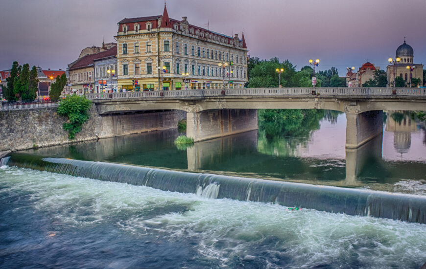 Podul Ferdinand din centru