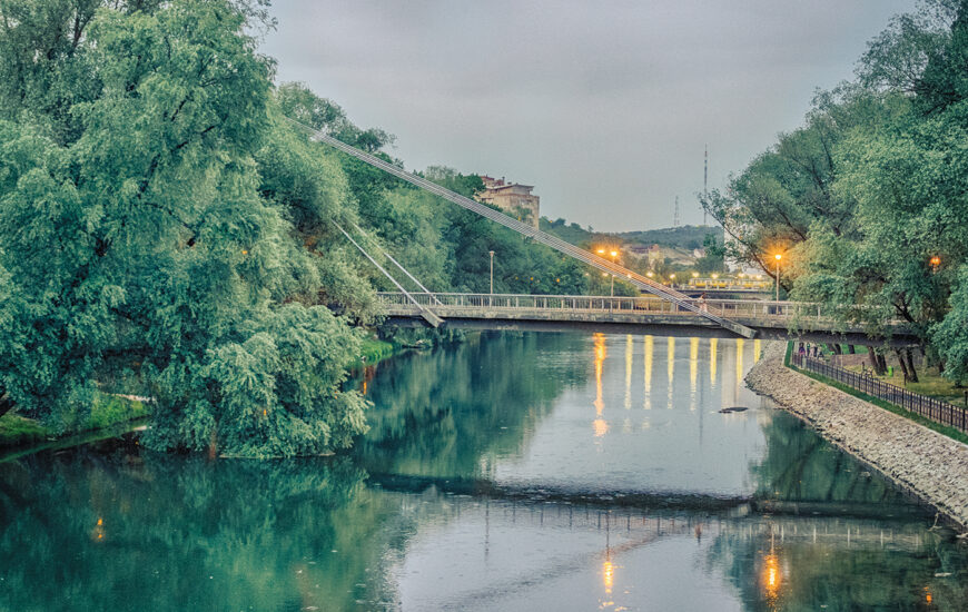 Podul Intelectualilor/Podul Paralelor