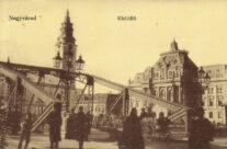 Vechiul Pod din centru orașului